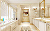 卫生间淋浴房地面装修 这种方式大家可以试试看