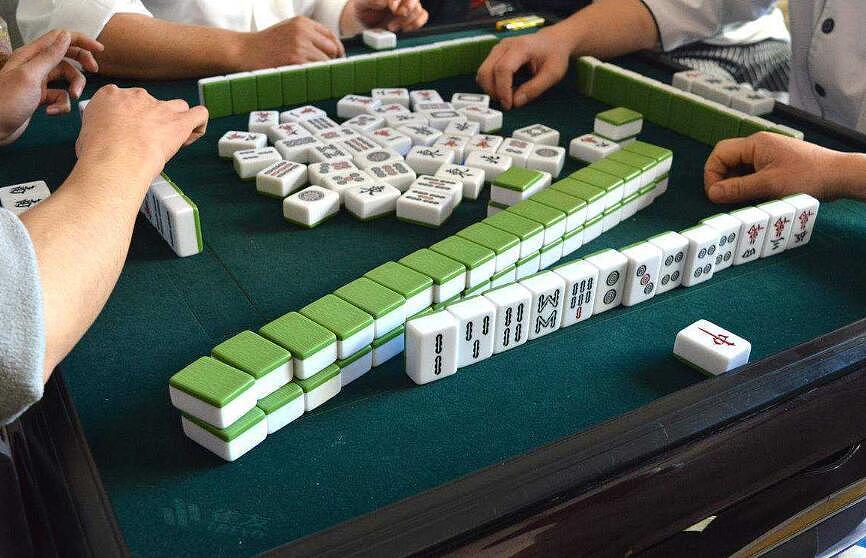麻将桌上十赌九赢的旺财小技巧