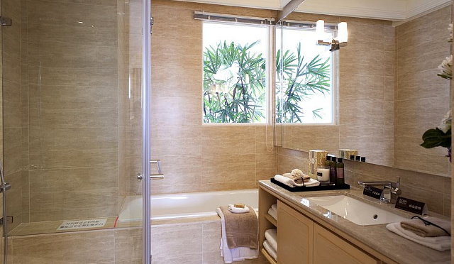 卫生间装修尺寸布局如何测算 来看看设计师是如何规划的