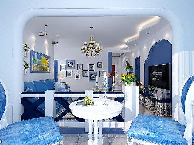 地中海风格的设计方法及装修价格多少