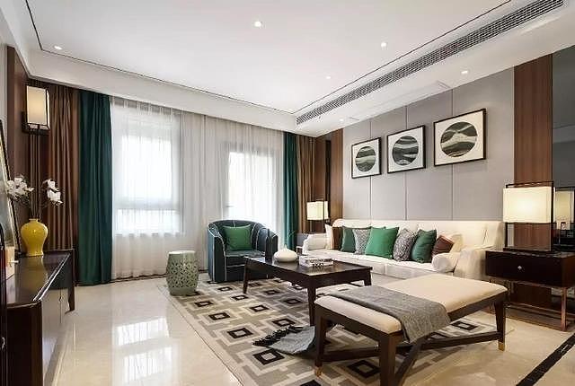 新中式风格装修 古典与现代的结合