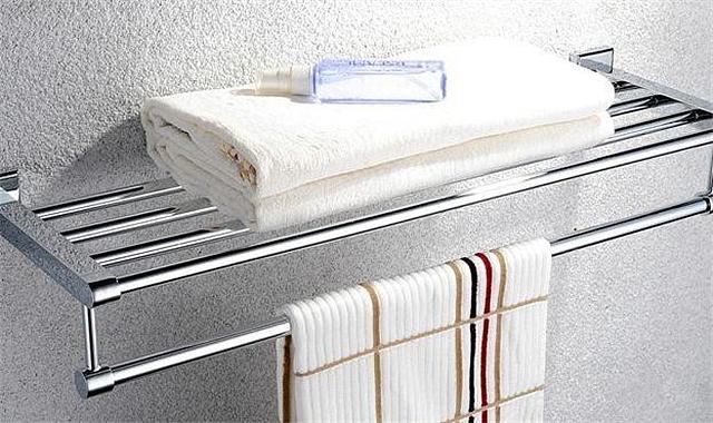 卫生间的毛巾架怎么选 只需做好这三点即可