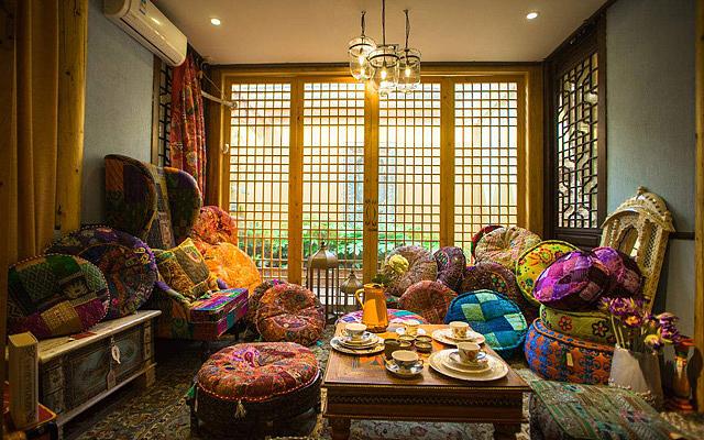 东南亚家居风格特点及搭配技巧