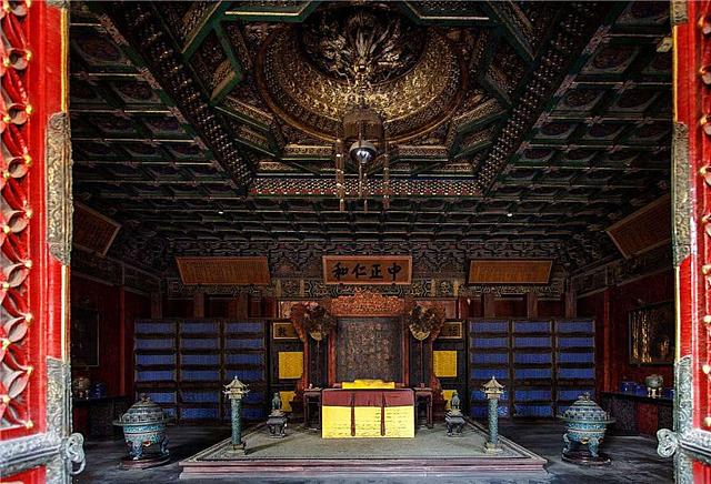 故宫养心殿地暖管道被发现 揭开200年前帝王家取暖的秘密