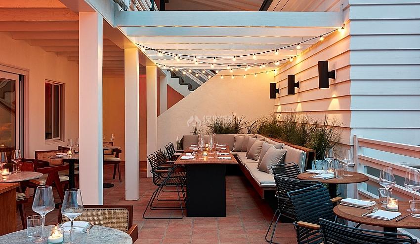 Hotel Joaquin 海滨酒店之餐厅装修效果图