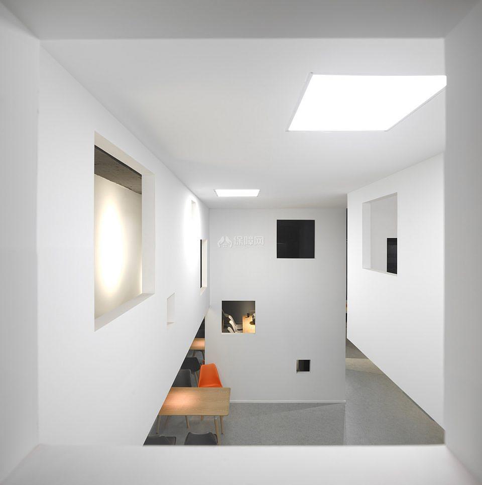 HUB板游戏之空间窗洞设计效果图