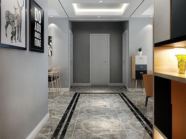 新房现代风格样板房装修案例 打造时尚优雅的家居