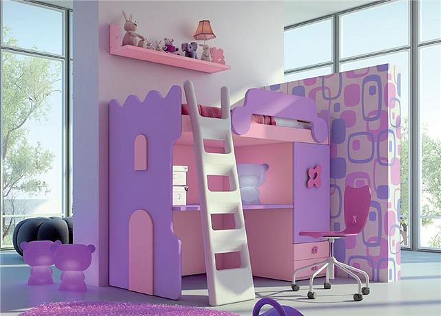 儿童房家具摆放风水禁忌有哪些注意事项