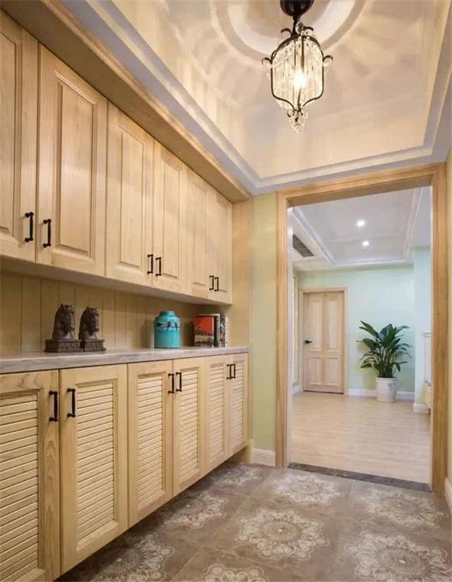 145平米美式风格三居室 彰显非凡气质与品位