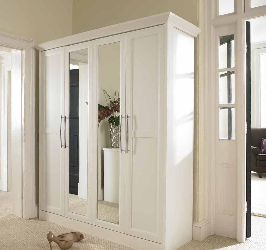 衣柜穿衣镜怎么安装 方法与注意事项