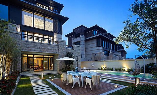 不同功能别墅的作用与别墅设计要素