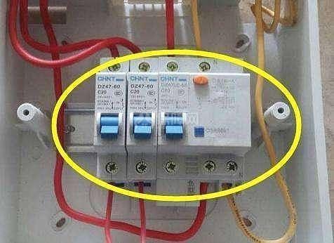 漏电与空气开关的区别是什么?来听听老电工怎么说