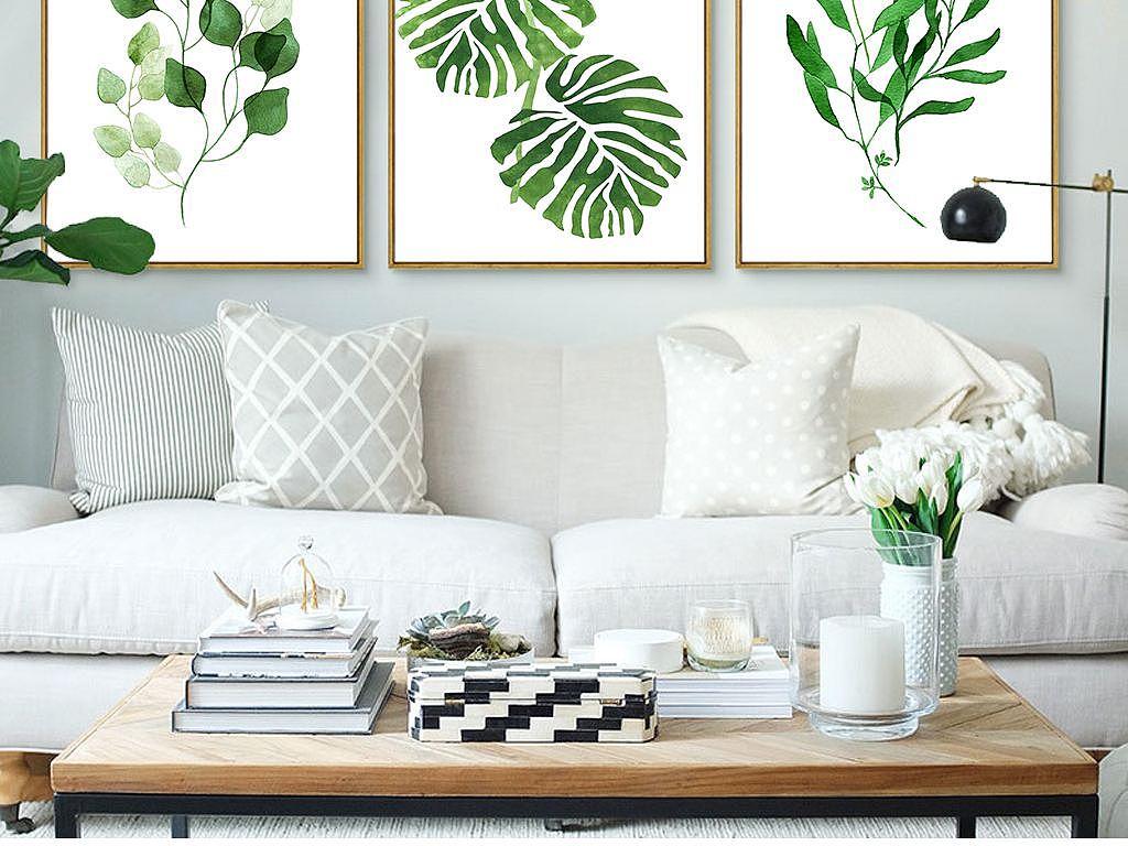 客厅装饰画如何选择 先问6个问题