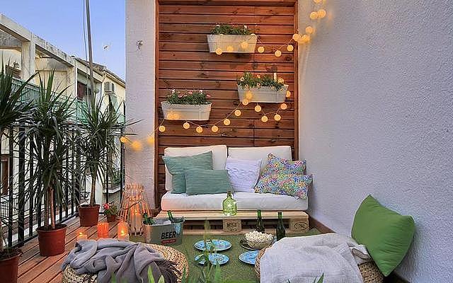 房屋阳台装修改造 这装修创意非常的有新意