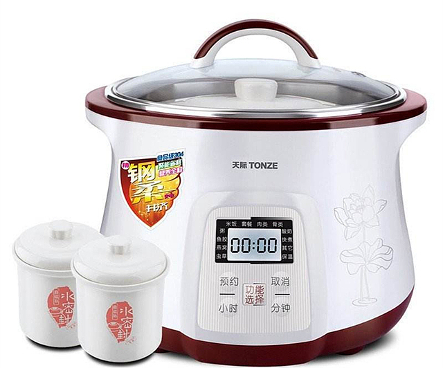 买哪种电炖锅好 关于电炖锅选购的3个建议