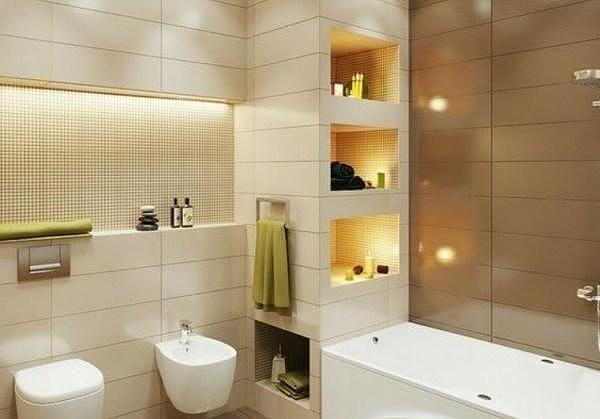 卫生间还在用置物架做收纳吗?聪明人早就做壁龛装修收纳了
