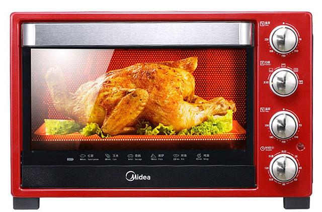 美的烤箱可以做什么 美的烤箱怎么用