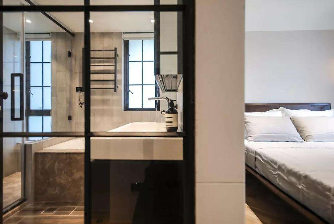 浴室玻璃隔断怎样清洁