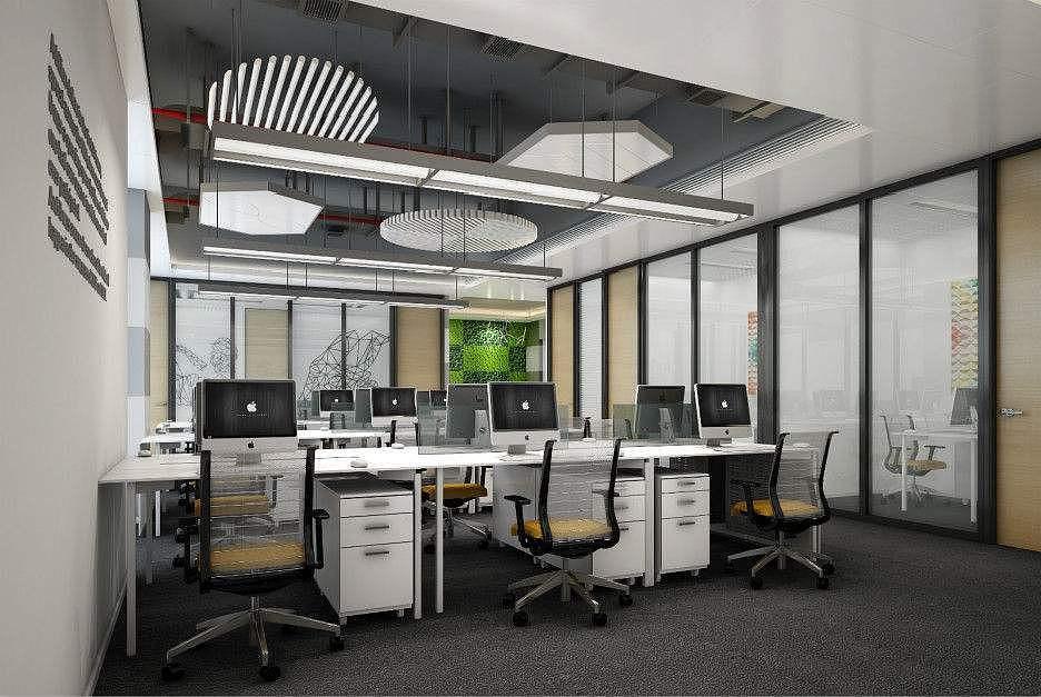 一定要懂的办公室空间布局方法