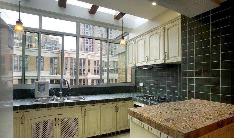 厨房和阳台一体如何装修设计