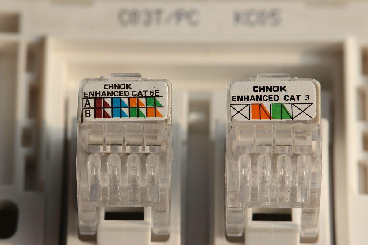 网线插座怎么接 网线插座接法步骤