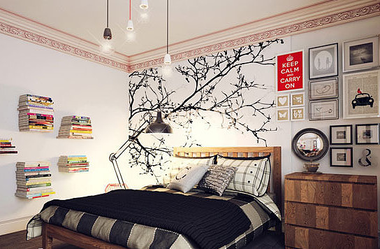 7个床头灯布置方案 卧室设计须知