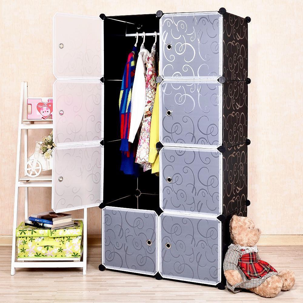 塑料衣柜如何组装 塑料衣柜组装步骤