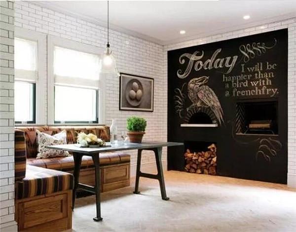 墙面装饰挂画已经过时了 教你最好看的新式装法!