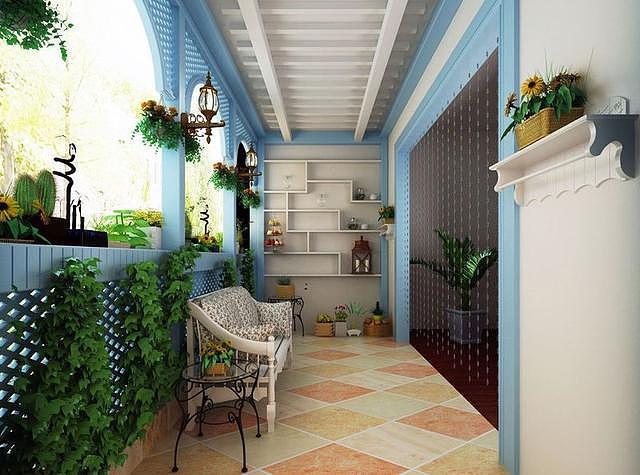 小型阳台葡萄架搭建设计方法 小型阳台葡萄架搭建设计
