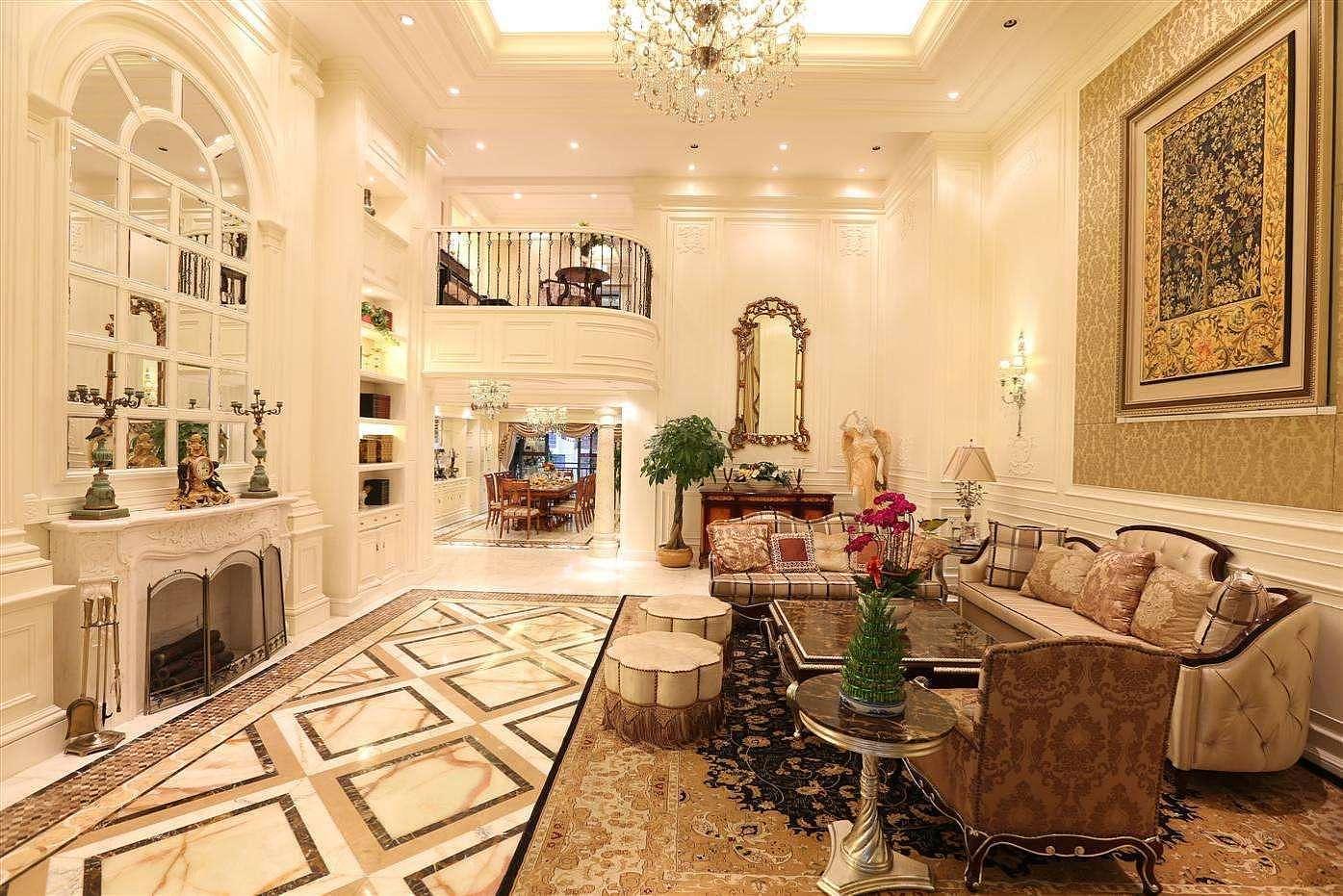别墅挑高客厅怎么设计 别墅挑高客厅设计须知