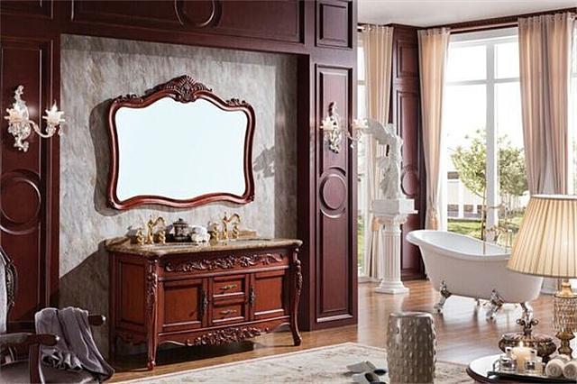 浴室柜橡木好还是pvc好 怎么选浴室柜