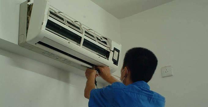 格力空调怎么拆过滤网 详细步骤图解