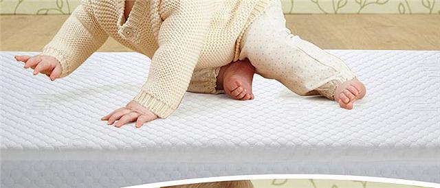 宝宝用什么床垫好 如何给宝宝选购床垫