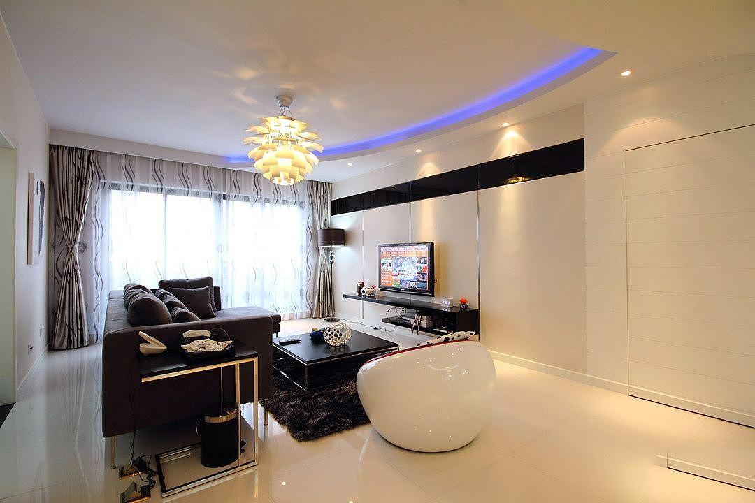 客厅灯方形好还是圆形好 客厅灯挑选技巧
