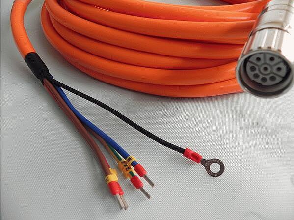 伺服电缆型号 伺服电缆厂家