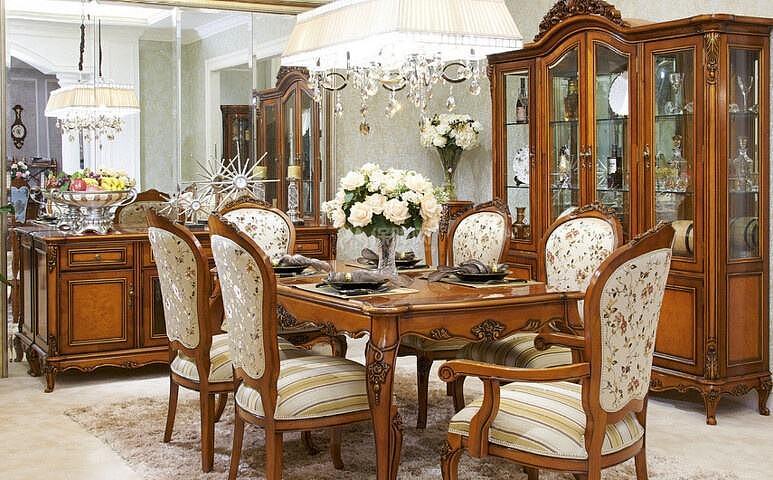 哥特式风格家具和装饰的选择_装修保障网