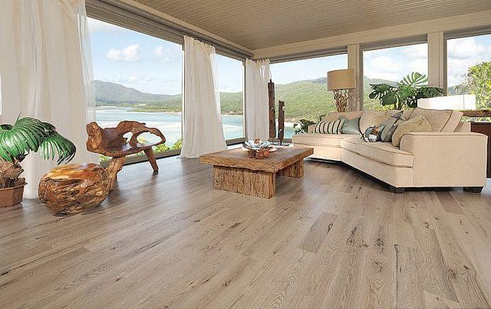 家居夏季木地板保养方法介绍