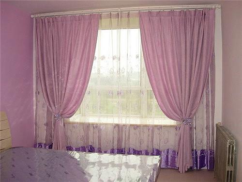 现代风格窗帘如何选购搭配 窗帘都有哪些样式和种类