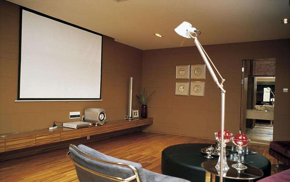 家用投影仪幕布哪种材质好 如何选择