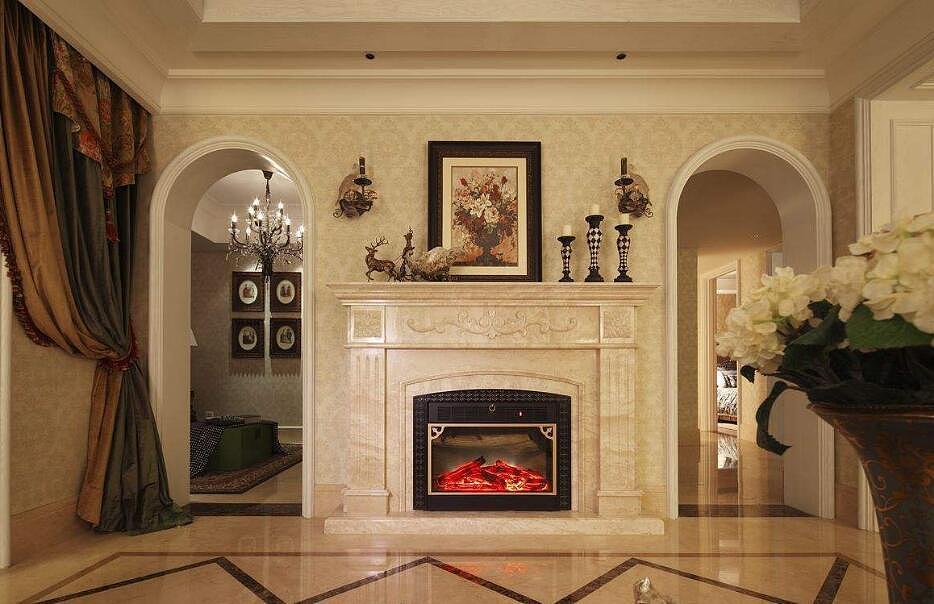 石材壁炉的款式风格有哪些 温馨又实用