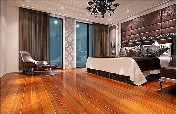 家装强化复合地板选择与如何铺