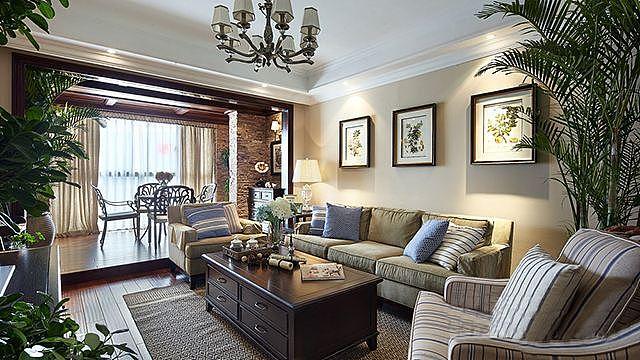美式复古风格特点与装修设计
