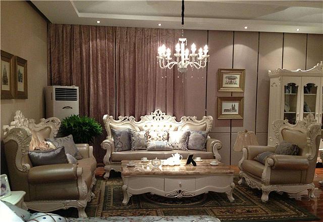 欧式沙发哪个品牌好 欧式沙发的优缺点介绍图片