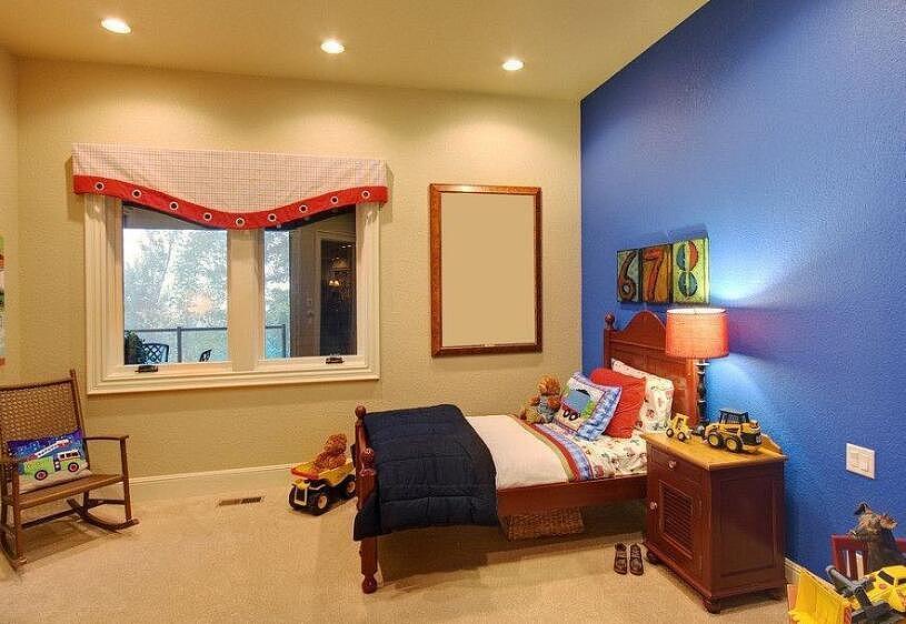 儿童房风水布局须知 儿童房装修注意事项