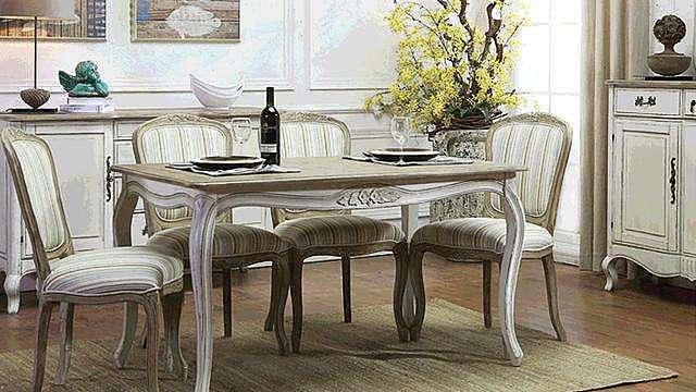实木餐桌椅如何选择与保养维护