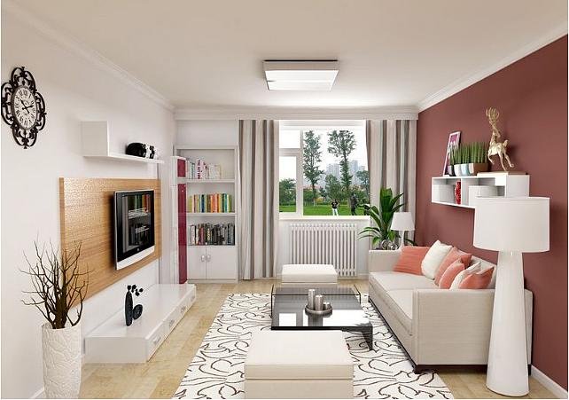 家居空间柜子设计既美观又实用
