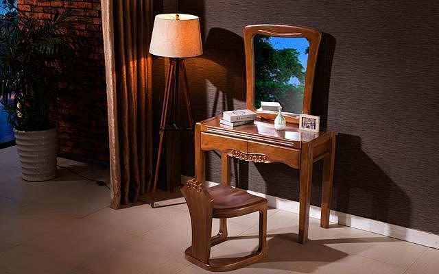 红木梳妆台的种类材料风格与保养