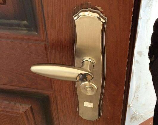 美心防盗门怎么换锁芯 只要8步