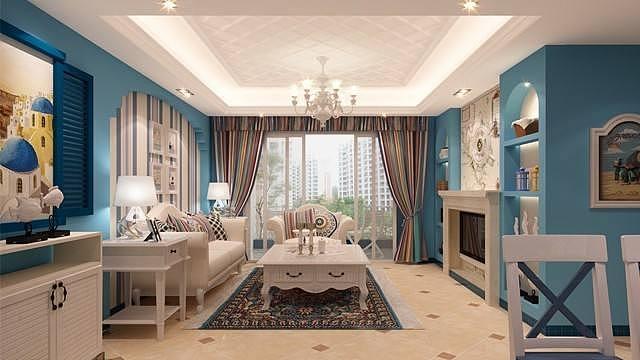 家装地中海风格分类与装修技巧