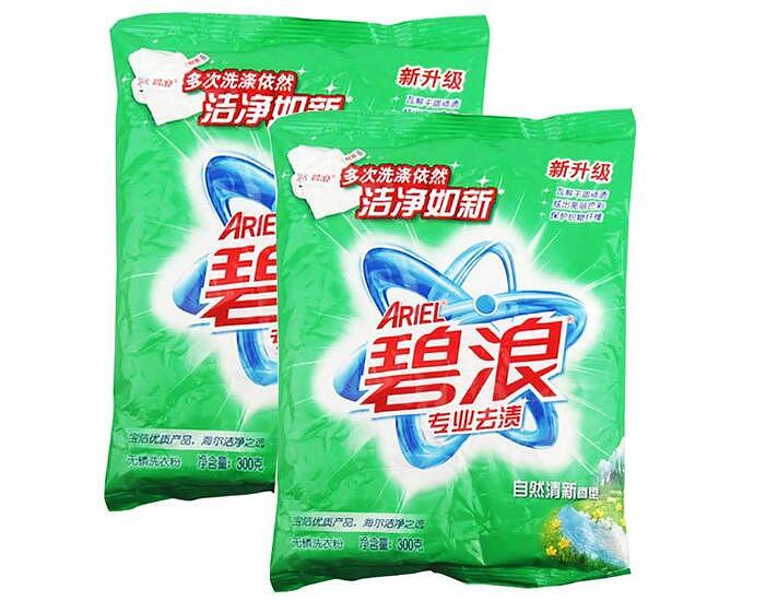 中性洗衣粉有哪些品牌 这些你都听过